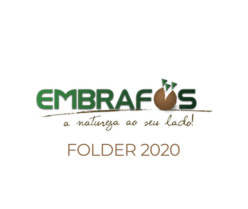 Embrafós – Folder 2020